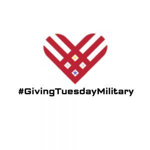 #GivingTuesdayMilitary